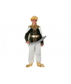 Costum carnaval baieti print arab model 1