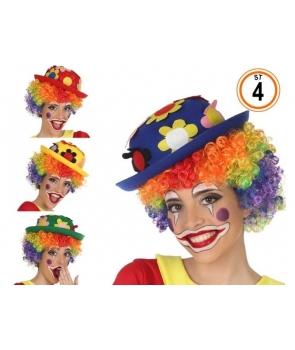 Palarie carnaval clovn