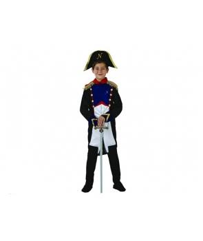 Costum carnaval baieti Napoleon