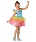 Costum carnaval fete Rainbow Dash model nou