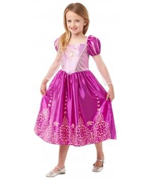Costum carnaval fete Rapunzel Disney