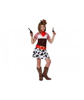 Costum carnaval fete Cowgirl