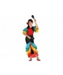 Costum carnaval fete dansatoare Rumba