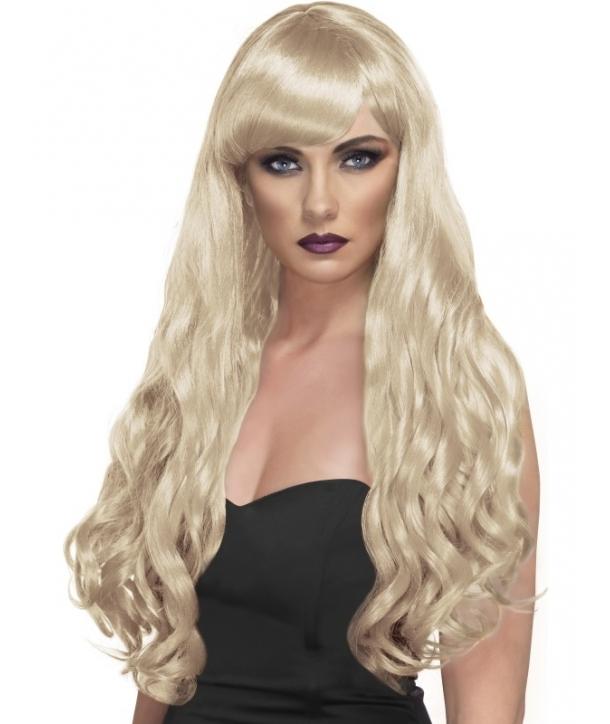 Peruca petrecere Desire blond