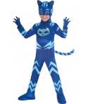 Costum carnaval copii Pisoi Eroi in Pijamale complet