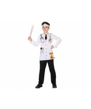 Costum carnaval copii Doctor veterinar
