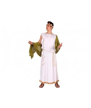 Costum carnaval barbati Roman cu verde