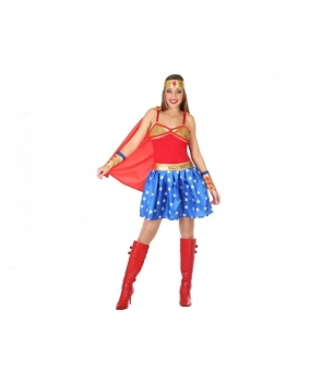 Costum carnaval femei Wonder Women