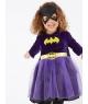 Costum carnaval fete Batgirl cu mov