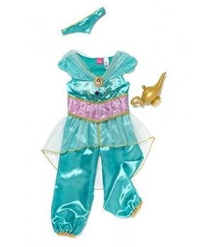 Costum carnaval fete Jasmine cu lampa