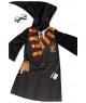 Costum carnaval copii Harry Potter cu gluga
