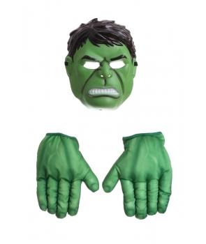 Set accesorii Hulk copii