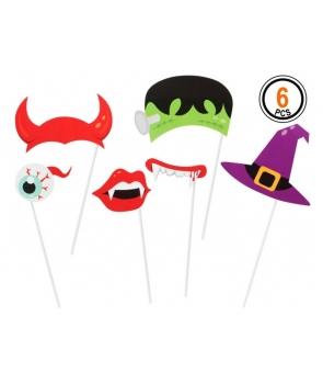 Set accesorii cabina foto Halloween