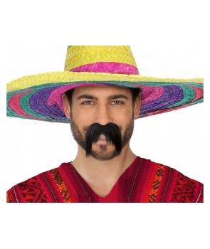 Mustata mexican neagra