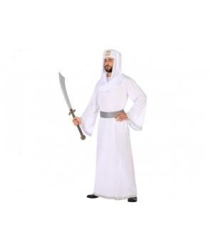 Costum carnaval barbati Arab cu alb