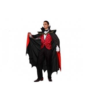Costum Halloween barbati vampir elegant