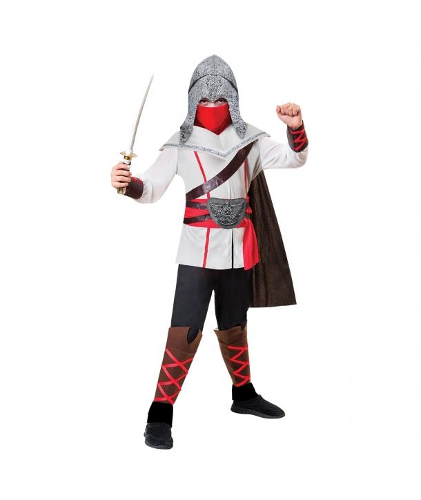 Costum carnaval baieti Ninja Assassin