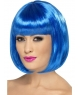 Peruca Partyrama albastra