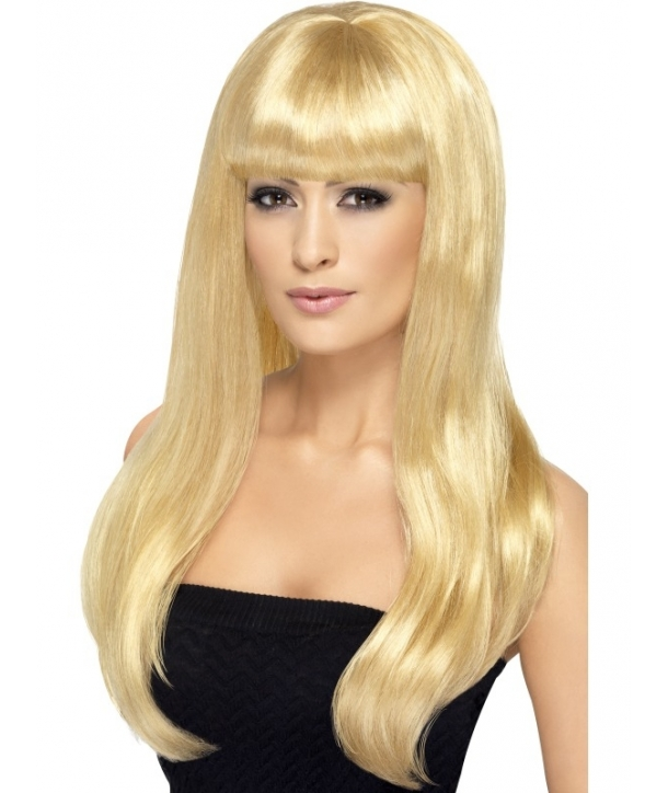Peruca petrecere Babylicious blond