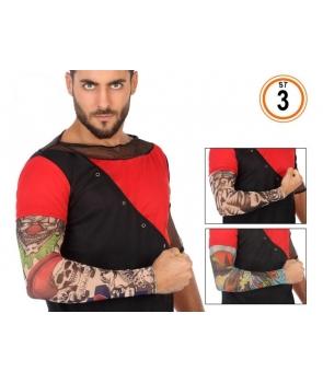 Maneca tatuata