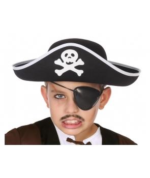 Palarie pirat copii