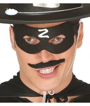 Masca de carnaval Zorro model 1