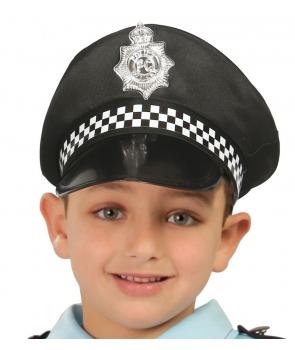 Palarie politist copii