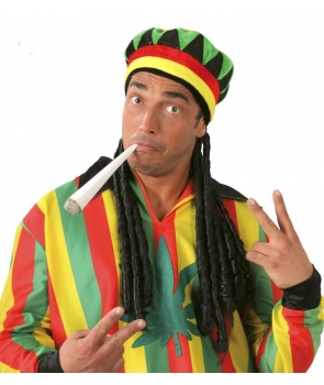 Palarie petrecere Jamaican