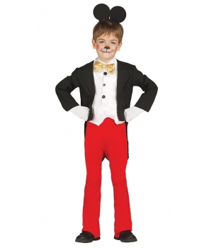 Costum carnaval baieti Mickey Mouse