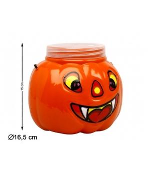 Cosulet Halloween dovleac