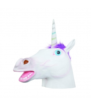 Masca petrecere Unicorn