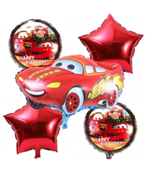 Set baloane folie Cars