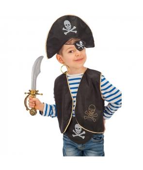 Set accesorii pirat copii