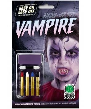 Set machiaj Halloween vampir