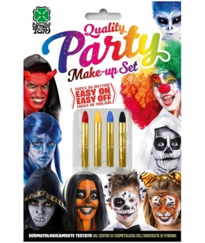 Set machiaj creioane