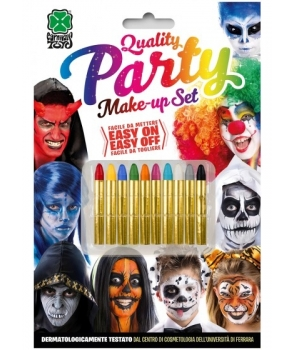 Set machiaj 12 creioane