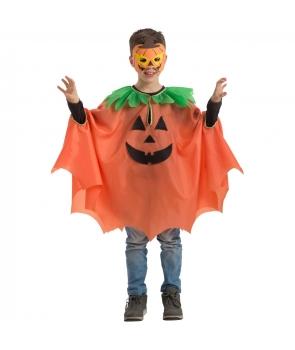 Set Halloween dovleac cu masca
