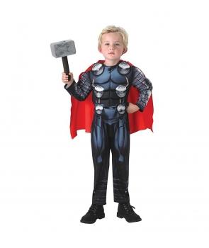 Costum carnaval baieti Thor cu ciocan