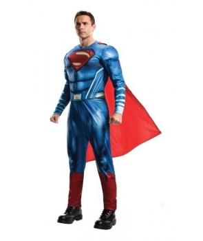 Costum carnaval barbati Superman model nou