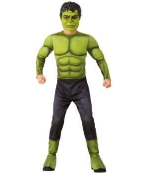 Costum carnaval baieti Hulk Infinity War