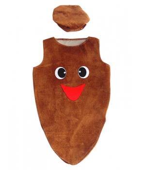 Costum serbare copii Cartof