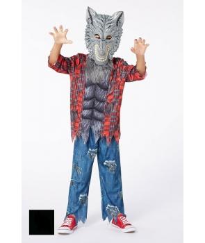 Costum Halloween baieti Lup Varcolac