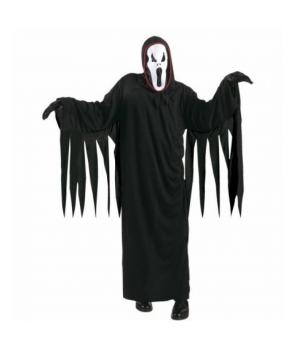 Costum Halloween baieti Fantoma neagra