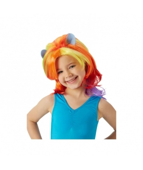 Peruca Rainbow Dash