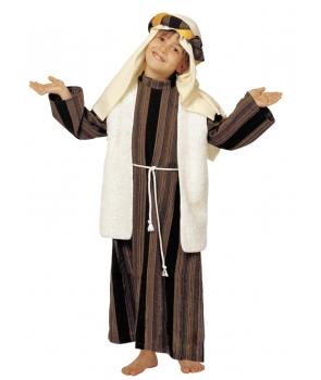 Costum Craciun copii Pastor de lux