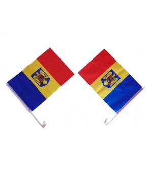 Set steaguri pentru masina