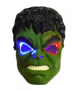 Masca Hulk cu lumini
