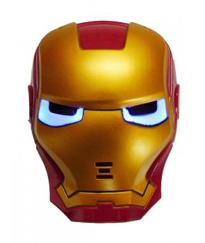 Masca Iron Man cu lumini