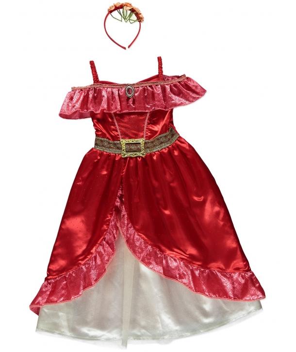 Costum carnaval fete Elena din Avalor