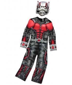 Costum carnaval baieti Ant-Man Omul furnica